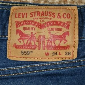 Levi's Jeans - Men's LEVI STRAUSS & CO